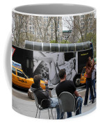 Streets Of New York 5 Coffee Mug