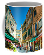 Streets Of Venice Coffee Mug
