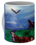 Strenght And Flight Coffee Mug