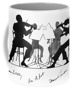 String Quartet, C1935 Coffee Mug