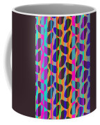 Stripe Beans Coffee Mug