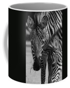 Stripes - Zebra Coffee Mug