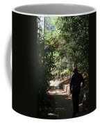 Stroll In The Shadows Coffee Mug