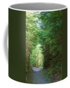 Stroll Through The Quinault Rain Forest Coffee Mug