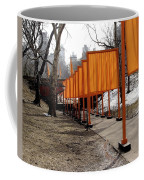 Strolling Through Central Park Coffee Mug