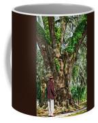 Strolling With Giants Coffee Mug