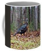 Strutting Turkey Coffee Mug
