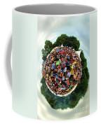 Stuck In The Middle Coffee Mug