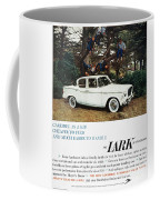 Studebaker Ad, 1959 Coffee Mug