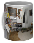 Studio - Art Work Space Coffee Mug