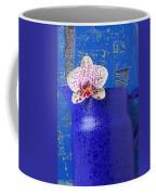 Study In Blue Coffee Mug