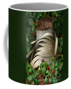 Stump And Fronds Coffee Mug