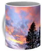Stunning Spring Sky Coffee Mug