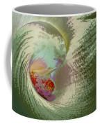 Stylized Calla Lily Coffee Mug