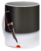 Stylograph Pen Coffee Mug