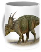Styracosaurus Albertensis Coffee Mug
