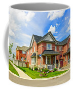 Suburban Homes Coffee Mug