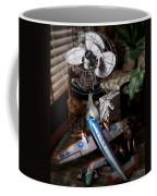 Suburban Safari Zebra Coffee Mug