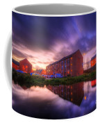 Suburban Sunset 1.0 Coffee Mug