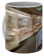 Subway Blur Coffee Mug