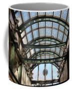 Subway Glass Station Coffee Mug
