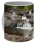 Sucker River Falls 2 A Coffee Mug