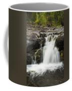 Sucker River Falls 2 J Coffee Mug