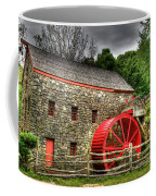 Sudbury - Storm Looms At The Grist Mill Coffee Mug