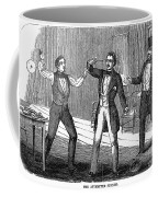 Suicide Attempt, 1859 Coffee Mug