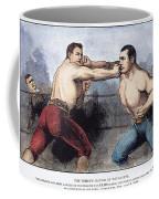 Sullivan & Kilrain Fight Coffee Mug