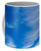 Summer Cloud Images Coffee Mug