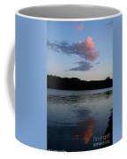 Summer Cloud Reflections Coffee Mug