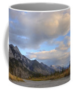 Summer Clouds Over Colin Mountain Coffee Mug