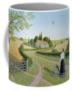 Summer Cycling Coffee Mug