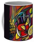 Summer Drink Coffee Mug by Leon Zernitsky