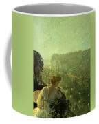Summer Evening In Paris Coffee Mug by Childe Hassam