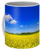 Summer Field Coffee Mug by Amanda Elwell
