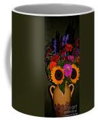 Summer Flower Bouquet Coffee Mug