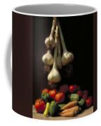 Summer Harvest Coffee Mug