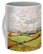 Summer Harvest Coffee Mug by Marilyn Smith