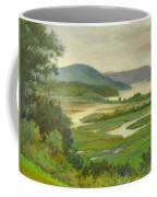 Summer Morning Hudson Highlands Coffee Mug