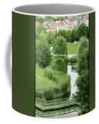Summer Park In Belgium Coffee Mug