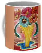 Summer Season 2012 Blooms Coffee Mug