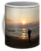 Summer Sunset Solitude Coffee Mug