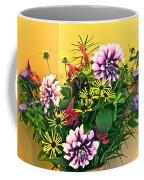 Summer To Autumn Bouquet Coffee Mug