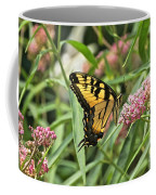 Summer's Flying Tiger  Coffee Mug