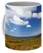Summit Peak Autumn 8 Coffee Mug