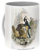 Sumner And Brooks, 1856 Coffee Mug