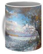 Sun After Storm Coffee Mug by Ylli Haruni