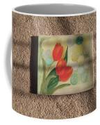 Sun And Tulips Coffee Mug